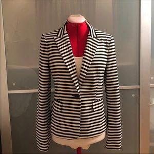 Stylish striped blazer